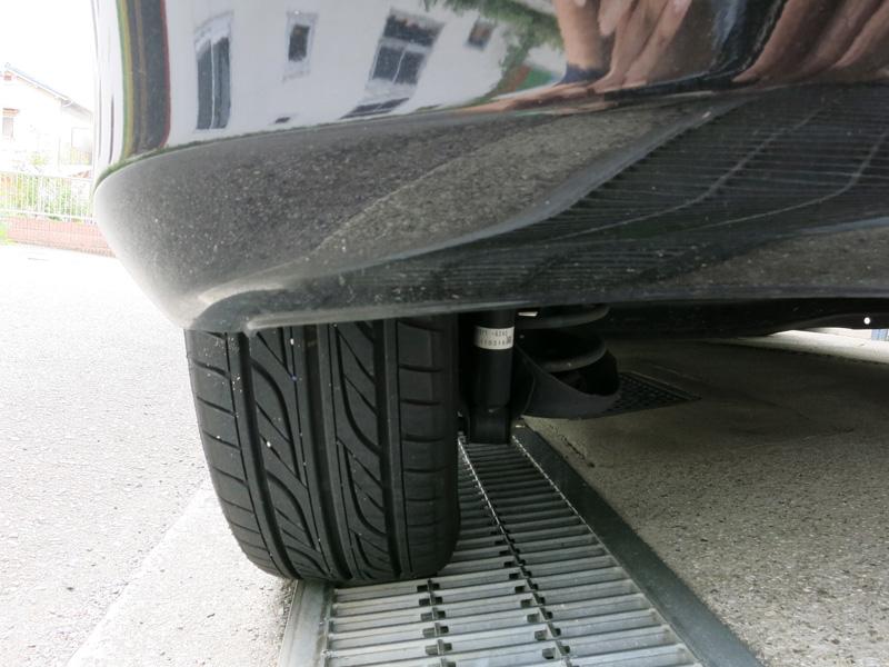 フリードのタイヤ